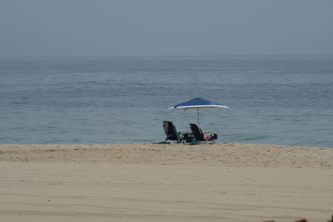 Spring Beach