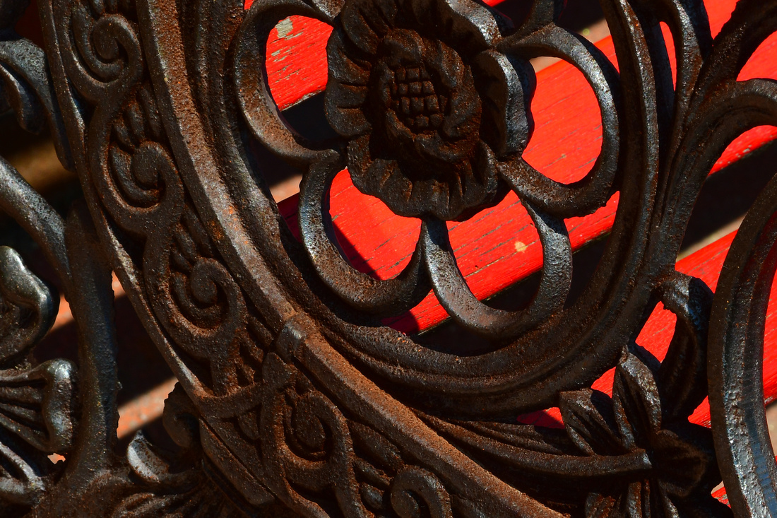 Wrought and Red