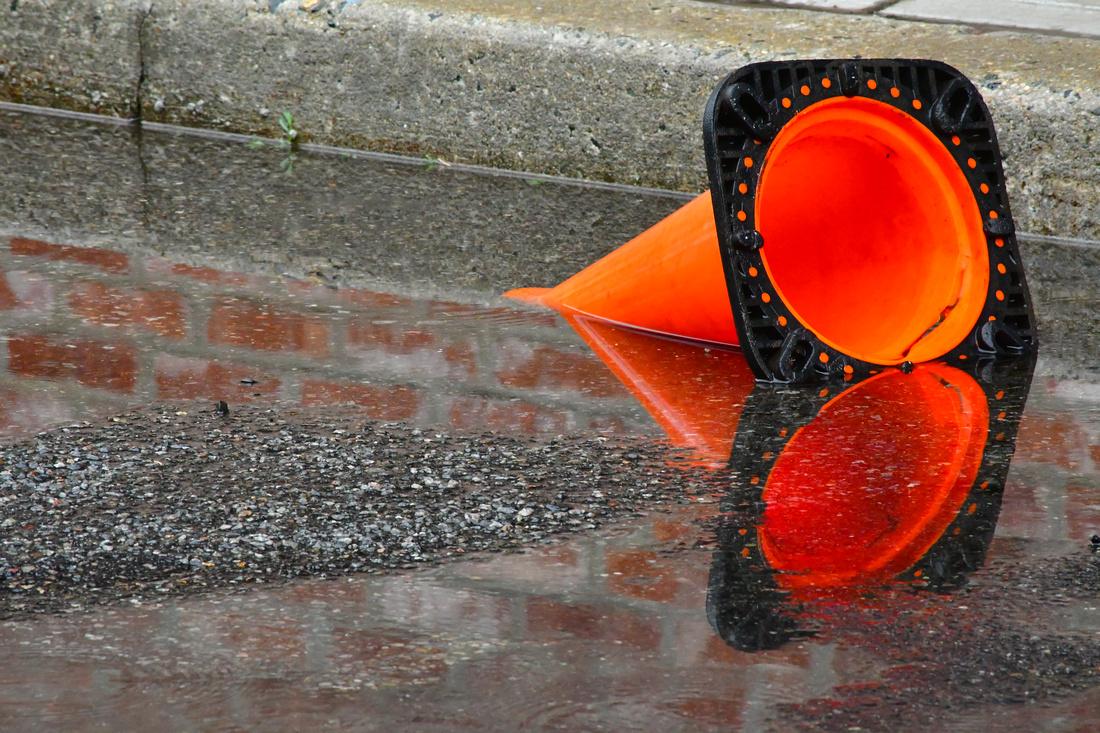 Rainy Cone
