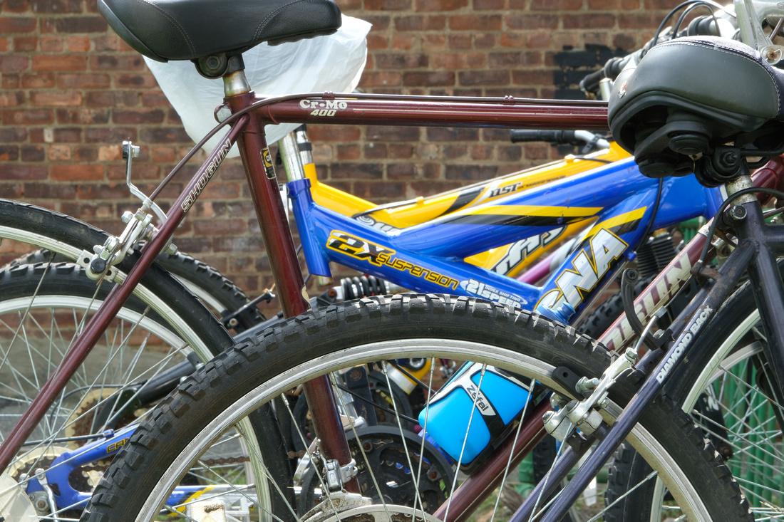 Bunch of Bikes 2