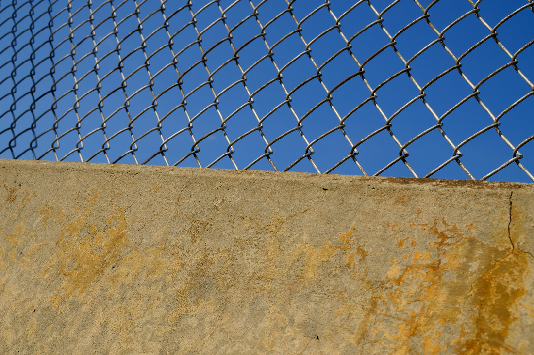 Fence and Rust
