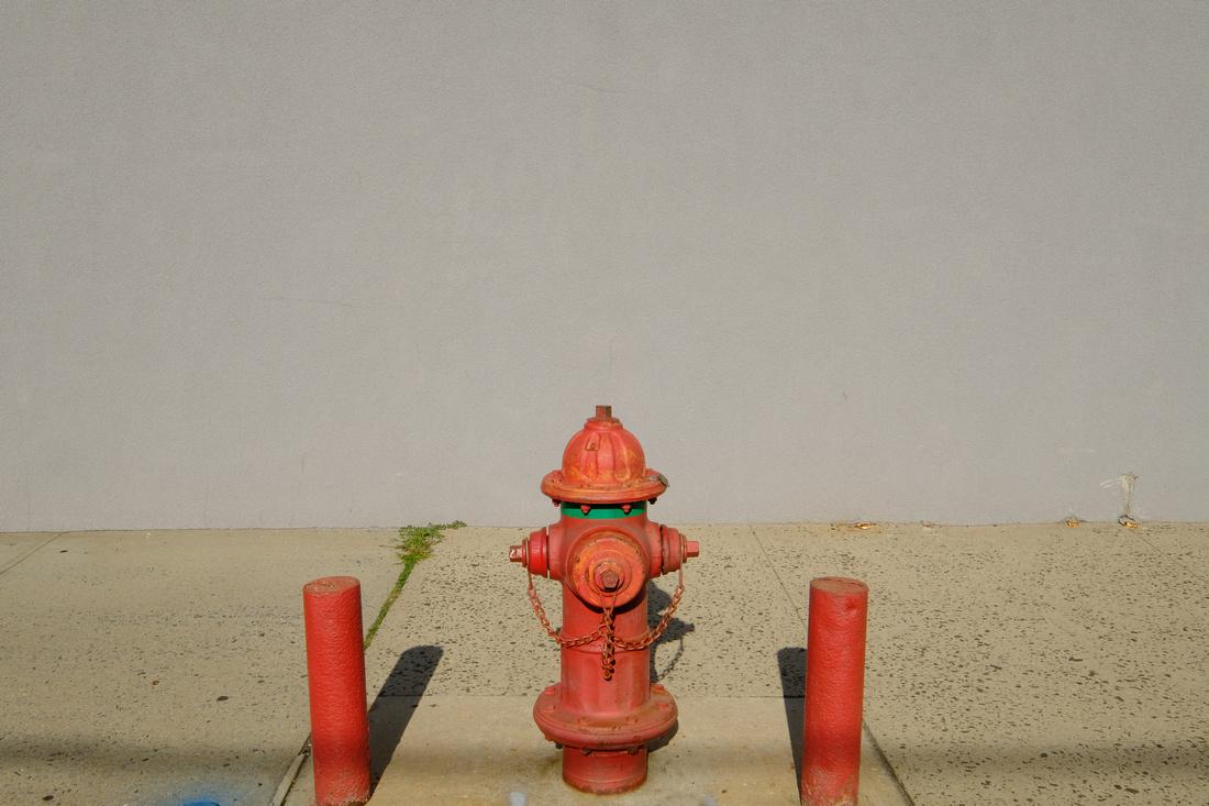 Hydrant and Bollards