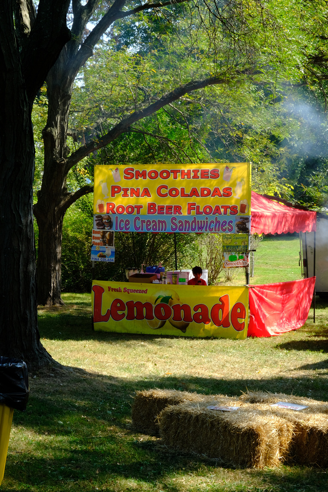 The Refreshment Stand