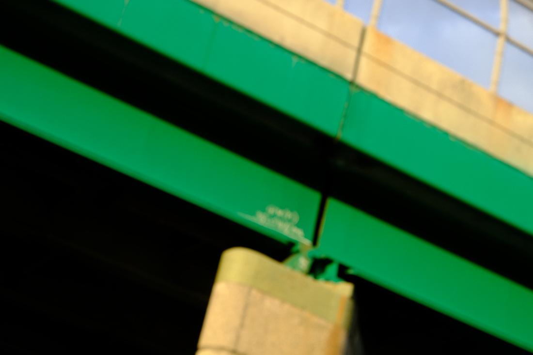 Blurry Bridge