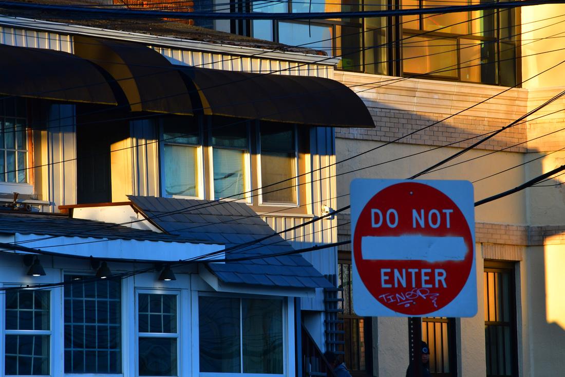 Do Not Enter 2