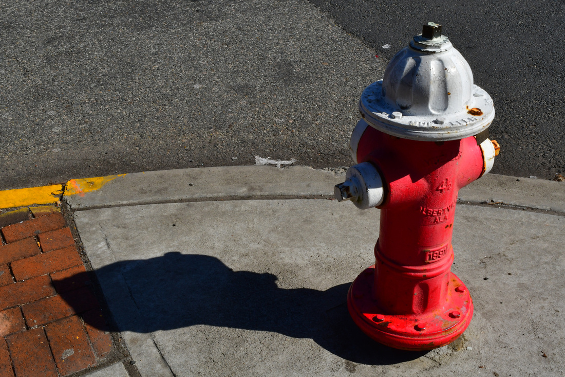 Hydrant Shadow