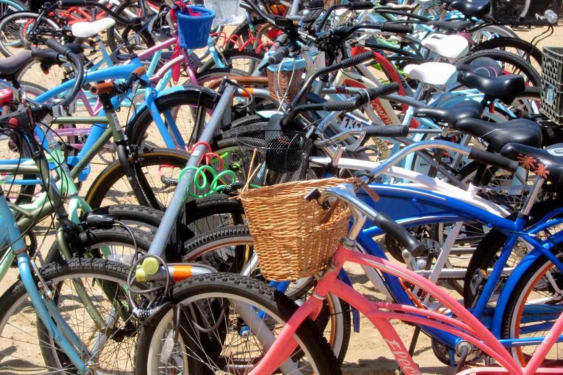 Bunch of Bikes
