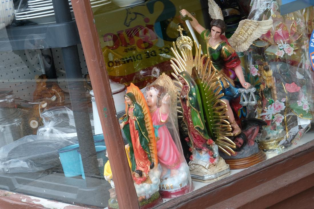 Marching Saints