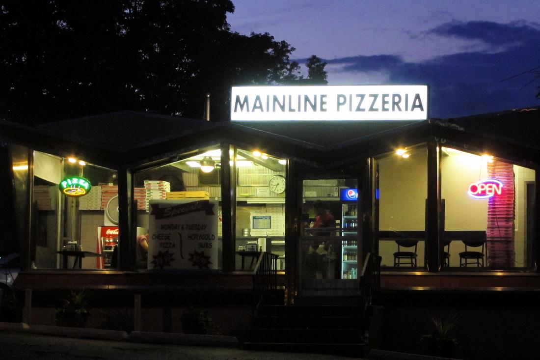 Pizza Glow