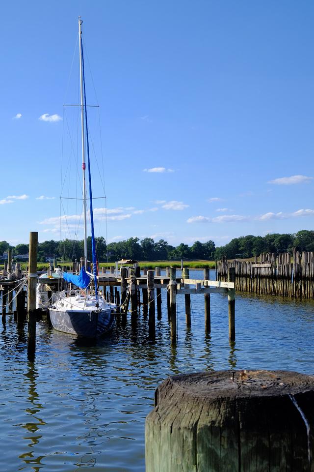 Not Sailing